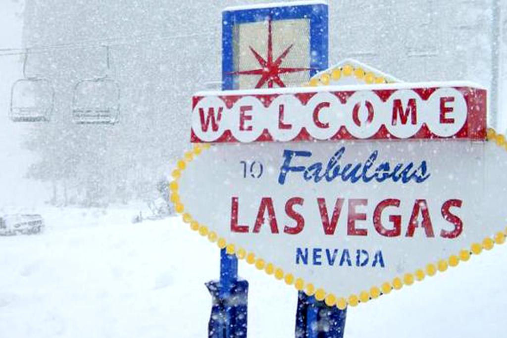 Снежный Вегас в горах и вы и мы